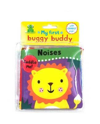 My First Buggy Buddy: Noises (BOK)