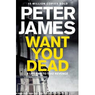 Produktbilde for Want You Dead (BOK)