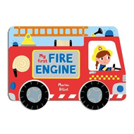 Whizzy Wheels: My First Fire Engine (BOK)