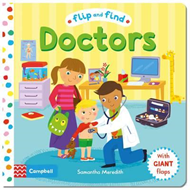 Flip and Find Doctors (BOK)