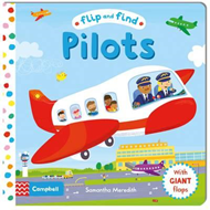 Flip and Find Pilots (BOK)