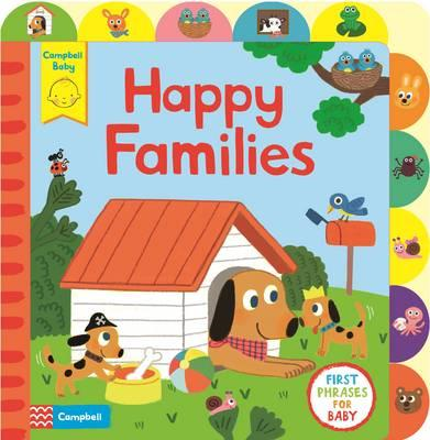 Happy Families (BOK)