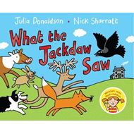What the Jackdaw Saw (BOK)