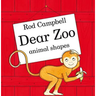 Dear Zoo Animal Shapes (BOK)