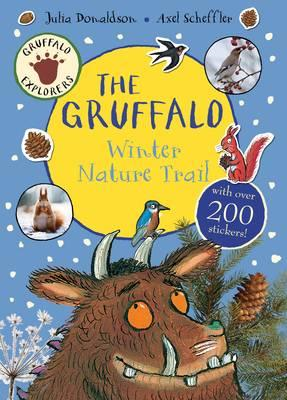 Gruffalo Explorers: The Gruffalo Winter Nature Trail (BOK)