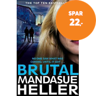 Produktbilde for Brutal (BOK)