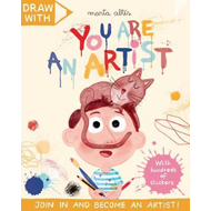 Draw with Marta Altes: You are an Artist! (BOK)