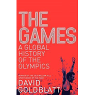 Produktbilde for The Games - A Global History of the Olympics (BOK)