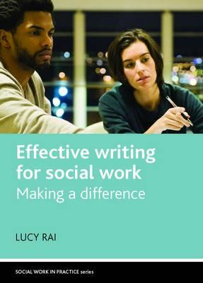 Effective writing for social work (BOK)