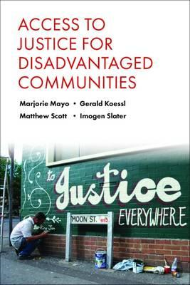 Access to justice for disadvantaged communities (BOK)