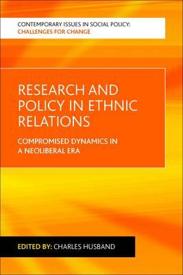 Research and policy in ethnic relations (BOK)