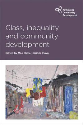 Class, inequality and community development (BOK)