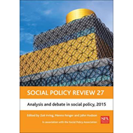 Social policy review 27 (BOK)