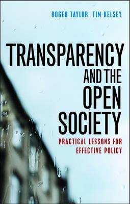Transparency and the open society (BOK)