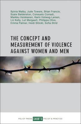 concept and measurement of violence against women and men (BOK)