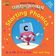 Phonics with the Alphablocks: Starting Phonics (BOK)