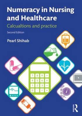 Numeracy in Nursing and Healthcare (BOK)