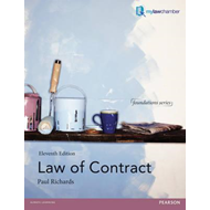 Law of Contract (Foundations) Premium Pack
