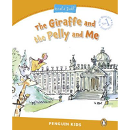 Giraffe and the Pelly, the (Dahl) Reader (BOK)