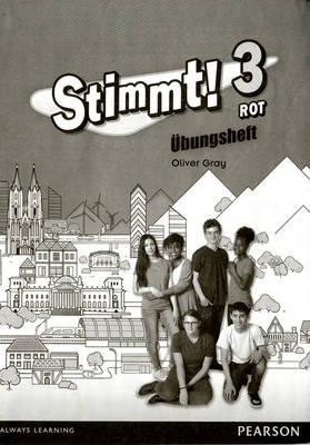 Stimmt! 3 Rot Workbook (pack of 8) (BOK)
