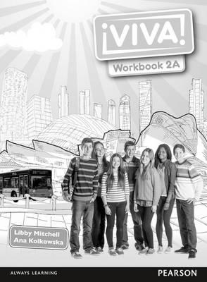 Viva! 2 Workbook A Pack (BOK)