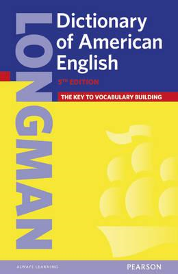 Longman Dictionary of American English 5 Paper & Online (HE) (BOK)