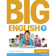 Big English 1 Activity Book (BOK)