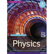 Pearson Baccalaureate Physics Standard Level 2nd edition pri (BOK)