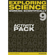 Exploring Science: Working Scientifically Activity Pack Year (BOK)