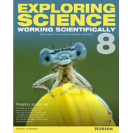 Exploring Science: Working Scientifically Student Book Year (BOK)