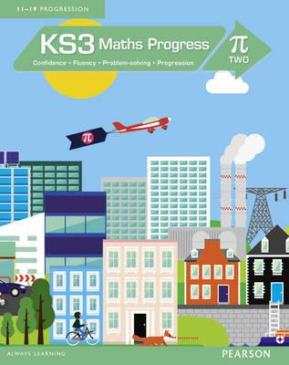 KS3 Maths Progress Student Book Pi 2 (BOK)