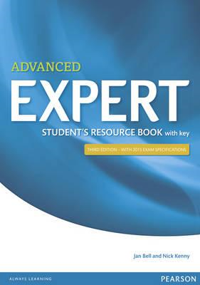 Expert Advanced Student's Resource Book with Key (BOK)