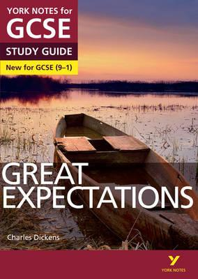 Great Expectations: York Notes for GCSE (9-1) (BOK)