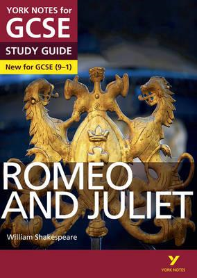 Romeo and Juliet: York Notes for GCSE (9-1) (BOK)