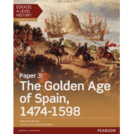 Edexcel A Level History, Paper 3: The Golden Age of Spain 14 (BOK)