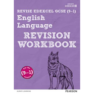 Revise Edexcel GCSE (9-1) English Language Revision Workbook (BOK)