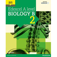Edexcel A Level Biology B Student Book 2 + Activebook (BOK)