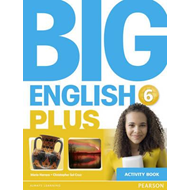 Big English Plus 6 Activity Book (BOK)
