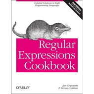 Regular Expressions Cookbook (BOK)