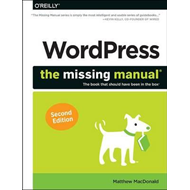 WordPress: The Missing Manual (BOK)