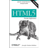 HTML5 Pocket Reference (BOK)