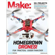 Homegrown Drones! (BOK)