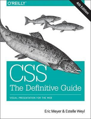 CSS: The Definitive Guide (BOK)