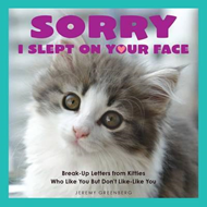 Sorry I Slept on Your Face (BOK)
