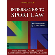 Introduction to Sport Law with Case Studies in Sport Law 2nd (BOK)