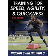 Training for Speed, Agility, and Quickness (BOK)