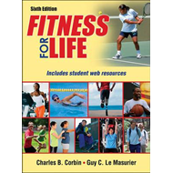 Fitness for Life 6th Edition with Web Resource-Paper (BOK)
