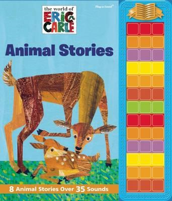 World of Eric Carle - Animal Tales Sound Storybook Treasury (BOK)