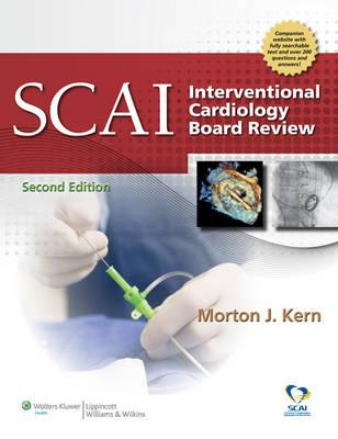SCAI Interventional Cardiology Board Review (BOK)