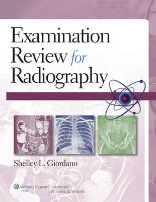 Examination Review for Radiography (BOK)